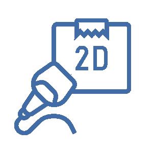 Czytniki kodów kreskowych 2D