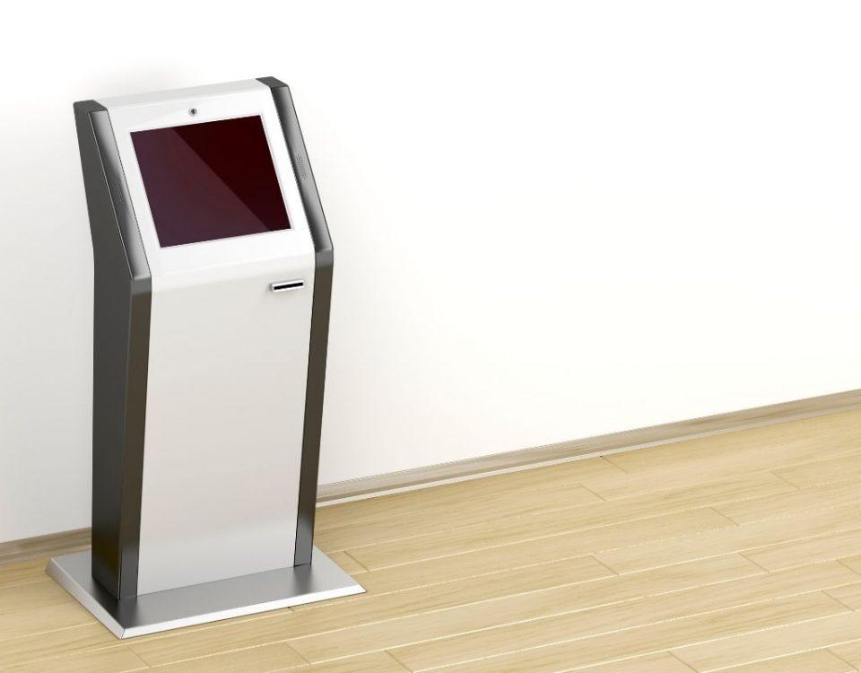 Przykładowy kiosk multimedialny